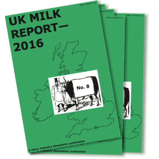 UK Milk Report 2016